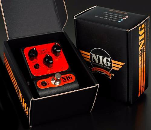 Pedal Nig Ppd Pocket Power Distortion