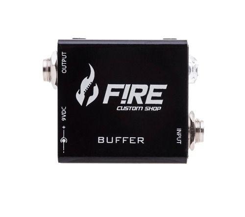 Pedal Fire Buffer Recuperador De Sinal Frete Grátis