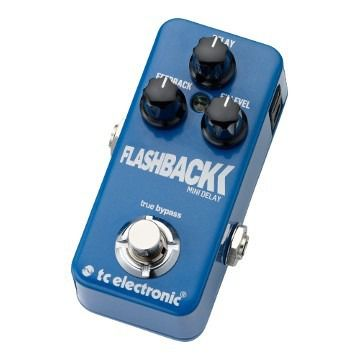 Pedal Tc Electronic Flashback Mini Delay + Frete Gratis!