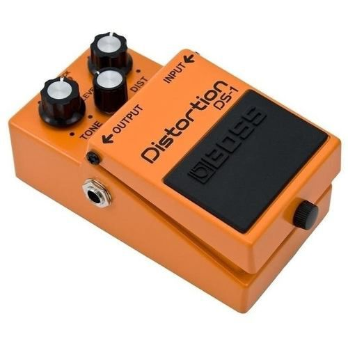 Boss Ds-1 Distortion - Pedal De Distorção