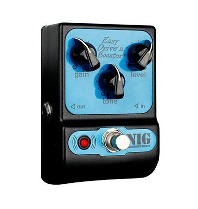 Pedal Nig Ped - Easy Drive And Booster - Overdrive / Booster
