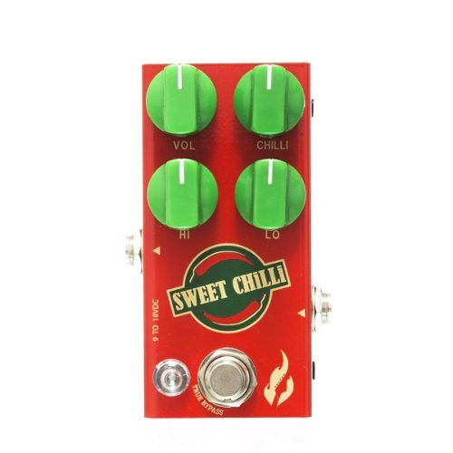 Pedal Sweet Chilli Compact Series Overdrive C/nf + Brindes!