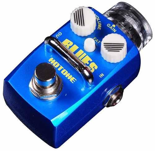 Pedal Hotone Overdrive Blues Sod 2