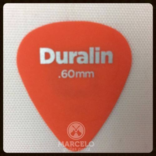 Palheta Planet Waves Duralin Standard 0,60mm
