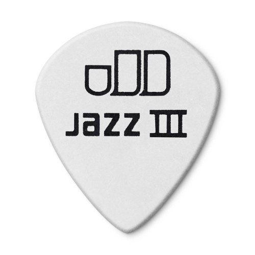 Kit Pacote 12pçs Palheta Dunlop Tortex Jazz Iii 1,14mm