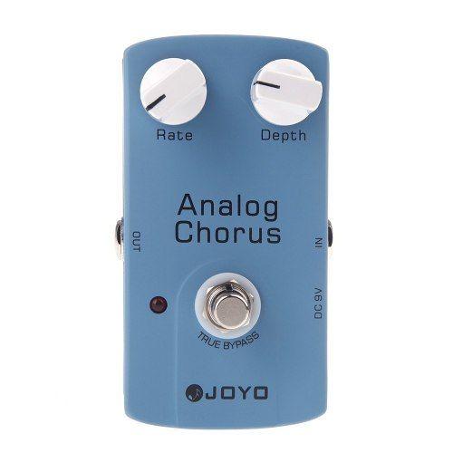 Pedal Guitarra Analog Chorus Joyo