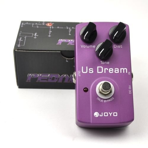 Pedal Guitarra Joyo Jf 34 Us Dream