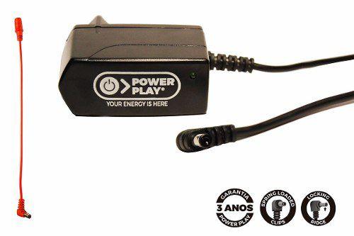 Fonte P/ Teclado Fonte Power Key Rld Bivolt 12v (1000ma)