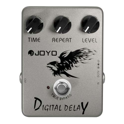 Pedal Guitarra Joyo Jf 08 Digital Delay