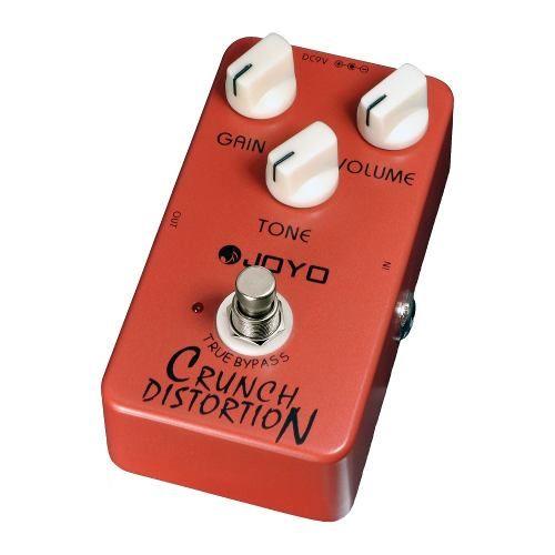 Pedal Guitarra Joyo Jf 03 Crunch Distortion C/nf