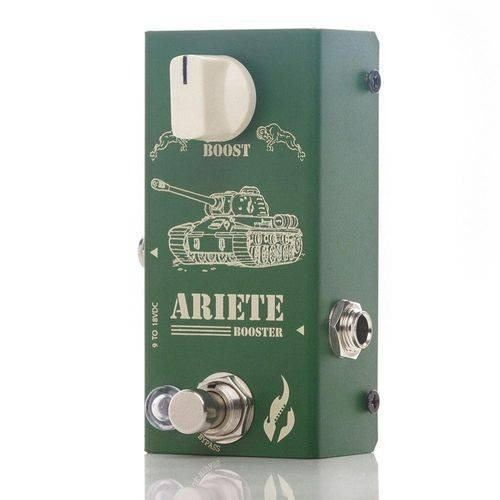 Pedal Fire Custom Shop Ariete Booster