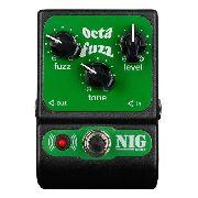 Pedal Nig Guitarra E Baixo Octa Fuzz - Poc