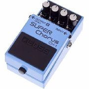 Pedal Boss Ch1 Super Chorus Guitarra
