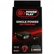 Fonte Power Play Single Power P/ Pedais18v 1000ma