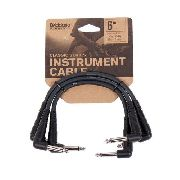 Kit 3pçs Cabo P/ Pedal Planet Waves P10 Pw Cgtp 305 15,24cm