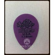 Palheta Dunlop Tortex Small Teardrop 1,14mm