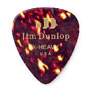 Palheta Dunlop Tortoise Shell Extra Heavy