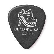 Palheta Dunlop Gator Grip 2,00mm