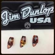 Kit 3pçs Dedeira Dunlop Shell L- Grande