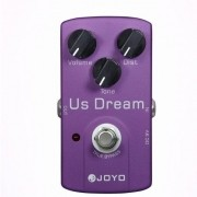 Pedal Guitarra Joyo Us Dream Overdrive Distortion Jf-34