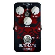 Pedal Guitarra Joyo Ultimate Drive Overdrive Distortion