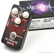 Pedal Joyo Ultimate Drive Jf 02 Overdrive Distortion