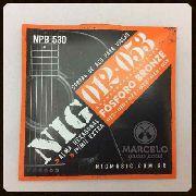 Encordoamento Violão Nig 012/53 Aço Fosforo Bronze