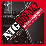Encordoamento Guitarra 009/042 Nig
