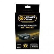 Fonte Power Play Single Power Para Pedais- 12v Dc 1000ma