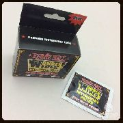 Pack 6pçs Polidor Ernie Ball Wonder Wipes Instrument Polish!