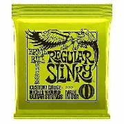 Encordoamento Guitarra Ernie Ball 10/046 Regular Slinky