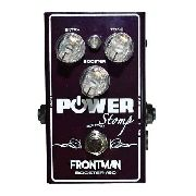 Pedal Power Stomp Frontman Booster Eq + Brindes