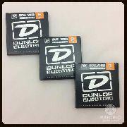 Kit 3sets Encordoamento Guitarra Dunlop 009/42