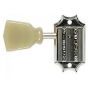 Jogo Tarraxa Gibson Niquelada Para Guitarra 3+3 Pmmh-010