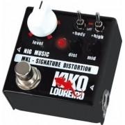Pedal Nig Signature Distortion Kiko Loureiro Mkl Lançamento