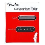 Fender Vintage Noiseless Telecaster Pickup Set - Made In Usa
