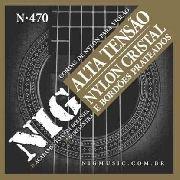 Encordoamento Violão Nylon Nig Alta Tensão N-470