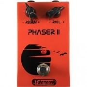 Pedal Fuhrmann Phaser Ii Ph02 C/nf + Frete Gratis!!!