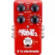 Tc Electronic Hall Of Fame Reverb Mash Pedal Guitarra