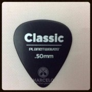 Palheta Planet Waves Celuloide Heavy 0,50mm