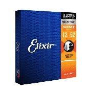 Encordoamento Elixir Guitarra 012/52