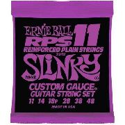 Encordoamento Guitarra Ernie Ball 011/048 Super Slinky Rps