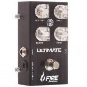 Pedal Fire Guitarra New Ultimate Distortion