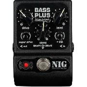 Pedal Nig Pbpl Bass Plus Felipe Andreoli Para Contra Baixo