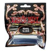 Slide Cromado Ernie Ball Ring Slider 19mm X 48mm
