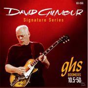Encordoamento Guitarra Ghs David Gilmour 105 Mi Extra