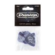Kit Pacote 12pçs Palheta Dunlop Gator Grip 0,96mm