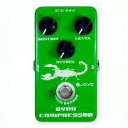 Pedal Guitarra Dynamic Compressor Joyo Jf-10