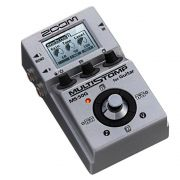 Pedal Zoom Ms-50g Multi-efeito Guitarra Ms50 G