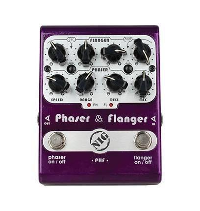 Pedal Nig Phf Phaser E Flanger